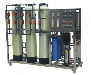 China Water Treatment Equi 【Product NameReverse osmosis apparatus (with soften) on sale