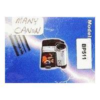 BP-511 Battery for Many Canon Digital Cameras