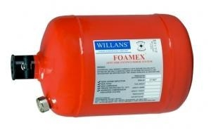 China Fire Supression Systems 2-25L MSA Electrical on sale