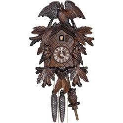 China Owl Theme Cuckoo Clock by Schneider on sale