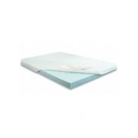 Blueflex Gel Memory Foam Mattress Topper