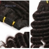 China Virgin Brazilian Remy Hair Deep wave for sale