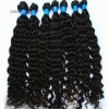 China Hot Sale Deep Wave Virgin Brazilian Remy Hair for sale