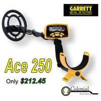 Detectors Garrett Ace 250