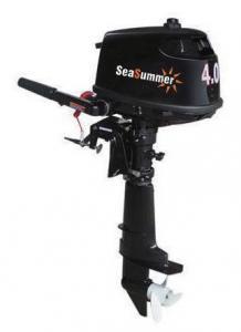 China Four stoke outboard motor F4BMS copy Yamaha 4 stroke outboard motor 4HP on sale