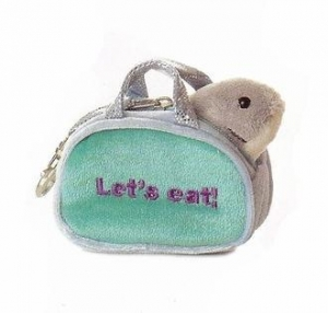 China Melissa and Doug Toys Aurora Mini Fancy Pals Shark, Let's Eat! purse on sale