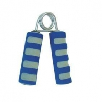 Fitness Accessories Product name:soft hand grip foam fingerprint handles