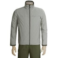 China Fishing Products Simms Windstopper Transit Jacket - Light Grey - XL on sale