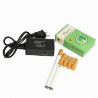 Mini E-cigarette Cartridge with LED Light and 2.5 Hours Charging Time