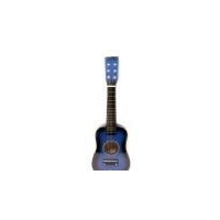 """23"""" Childrens Toy Blue Acoustic Guitar :String Instrument"""