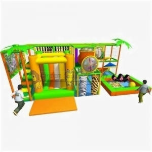 China Indoor Modular Playsystems on sale