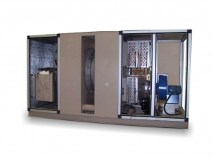 China Organic waste gas treatment Product Name:Efficient low temperature drying unit on sale