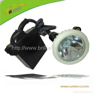 China KL5LM-B intrinsically safety cap lamp on sale