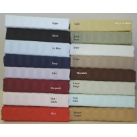 Twin Sheet Sets Twin Size 300 Thread Count Egyptian Cotton Sheets Striped