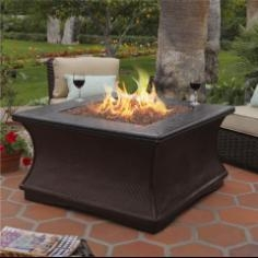 China Fire Pit Tables - Chat Height on sale
