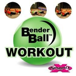 China Equipment: Bender Ball Exercise Ball Workout on sale