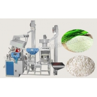 China Complete Set Rice Milling Equipment on sale