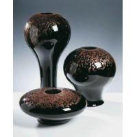 Murano glass vases and bottles