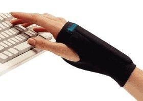 China Smart Glove - Wrist Support and Padded Carpal Tunnel Area on sale