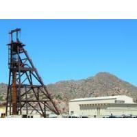 Silver Ore Concentration Plant