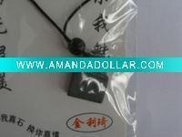 China Magnetic Hematite Necklace With Pendant on sale