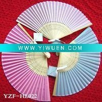 China Bamboo Crafts(285) wedding fan on sale
