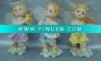 China Artificial Crafts(970) Resin fairies figurines on sale