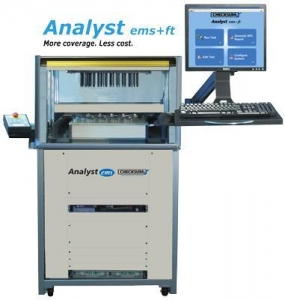 China Analyst ems+ft12KN ICT/Functional Test System In Circuit and Functional Test System on sale