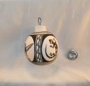 China Enter Main Store Thunderbird, Kokopelli and Lizard Pottery Christmas Ornament sku281 on sale