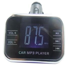 China (BK-C49)Car MP3 Player, Built-in Fm Transmitter, LCD Screen Display,Multi-Function Car MP3 Player on sale