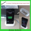 China For iphone 5 Docking staion charger DOCK seat charger stand support audio output for sale
