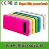 China Newest ultra thin 4000mah power bank battery backup charger for mobile phone for sale