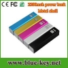 China Power bank,aluminium mobile power bank,Power Bank Portable External Battery Charger for sale