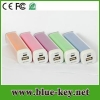 China Mobile phone charger lipstick power bank for iphone/samsung power bank for sale