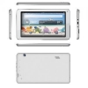 China Low price super narrow bezel 7 inch cortex a9 dual core tablet pc wifi dual camera HDMI tablet for sale
