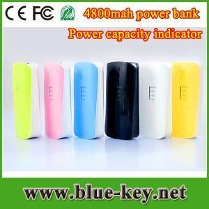 China External battery charger power bank 4800mah for iphone 5 5s 5c on sale