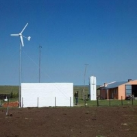 China Industrial grid-tied 1kw wind generator in Brunei on sale
