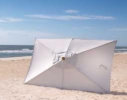 China Asbury 6'X10' Rectangular Resort Umbrella on sale