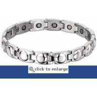 China Stainless Steel Magnetic Bracelets on sale