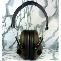 China Hearing Protection EE1601 Low profile electronic active sound trap muff on sale