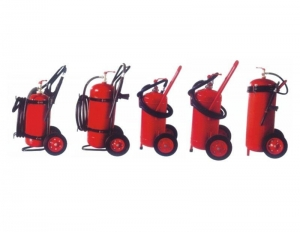 China Fire Extinguisher(12) Products  trolly water base type on sale
