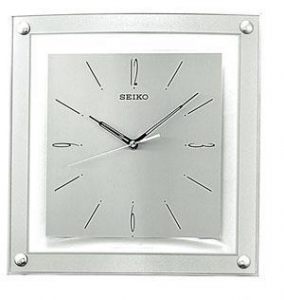 China Seiko QXA330SLH Quartz Wall Clock on sale
