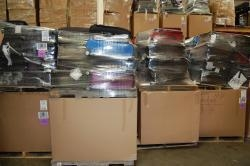 China Domestic Mix Name Brand Luggage Pallets on sale