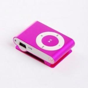 China Clip Mp3 player with TF card support on sale