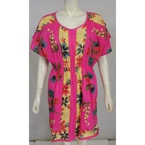 China Famous Name Paper Dolls Floral Kaftan Tunic. Size 16. on sale
