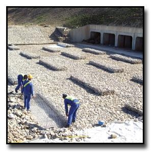 China Steel Products How to Buy Gabion Baskets on sale