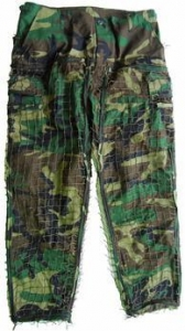 China BYO Ghillie Pants on sale