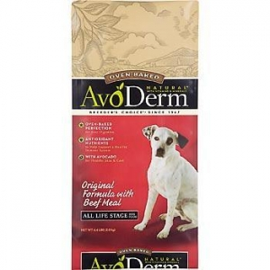 China AVODERM oven-baked all life stages original formula with beef meal dog food on sale
