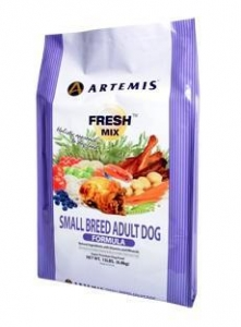 China ARTEMIS fresh mix small breed adult dog food on sale
