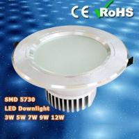 China 5 inch Antifog Downlight LED 12W on sale